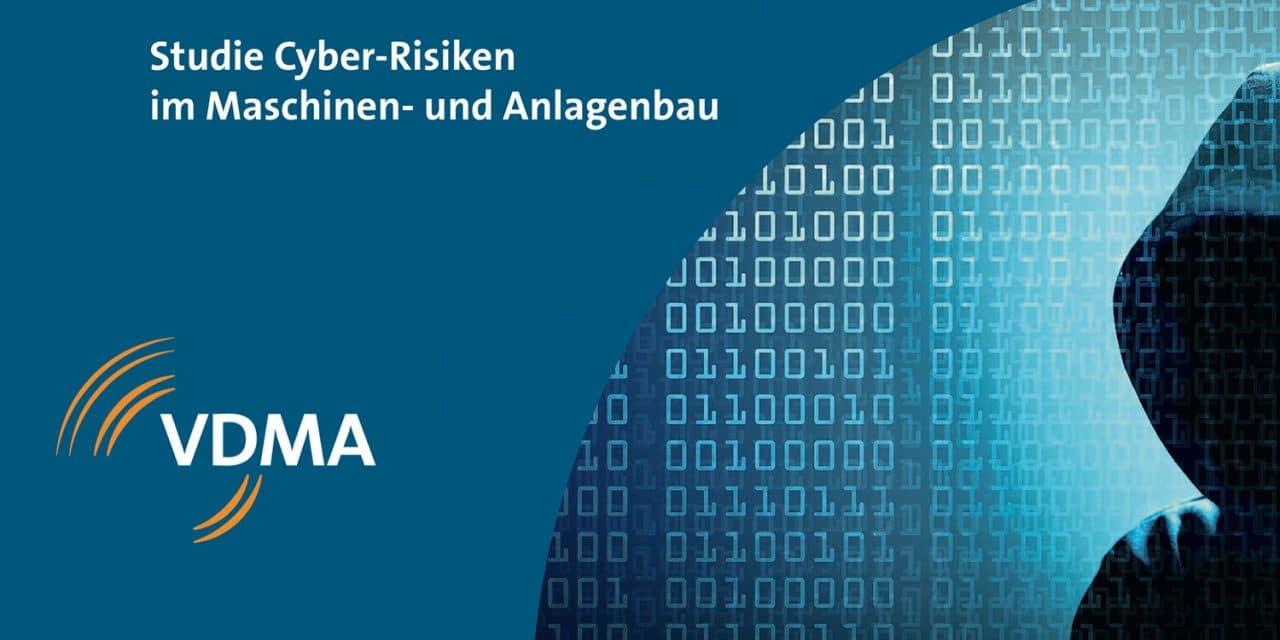 VDMA Studie zur Cyberversicherung – Es besteht akuter Handlungsbedarf