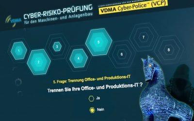 Cyber-Risiko ermitteln: Neues Online-Tool prüft Gefahrenpotenzial