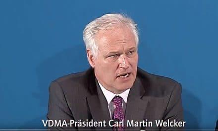 Video: VDMA-Präsident Carl Martin Welcker zum Thema Cyber-Security im Maschinen- und Anlagenbau