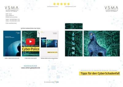 Broschüre Tipps für den Cyber-Schadenfall 1