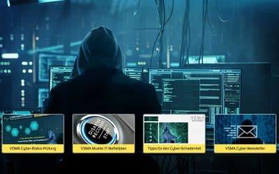 Hilfe gegen Hacker? Neue Initiative von VDMA e. V. und VSMA GmbH bietet kostenlose Arbeitshilfen für VDMA Mitgliedsunternehmen