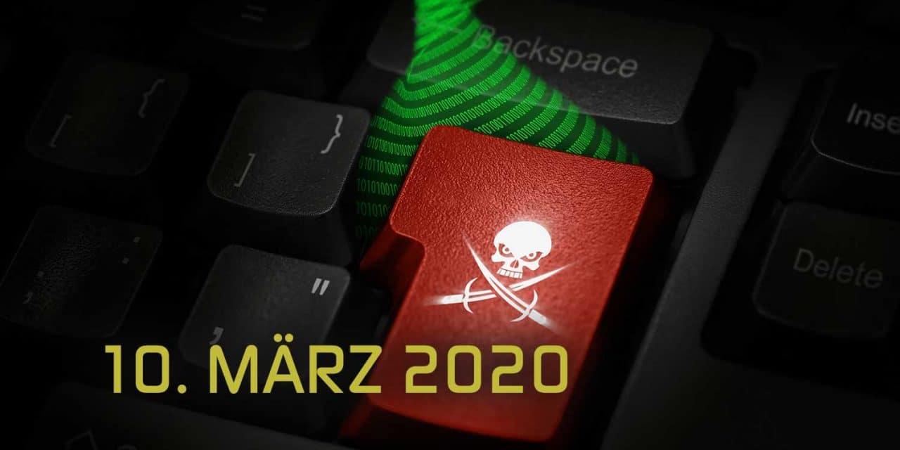 """Vorsicht vor """"Corona-Mails"""": Hacker nutzen Panikstimmung aus"""