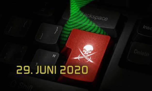 Virus statt Warnung: Vorsicht vor gefälschten Corona-Apps