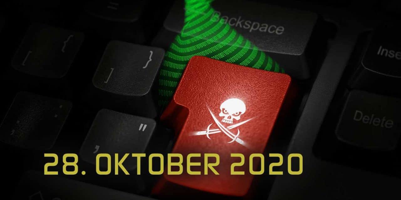 Hackerangriff auf das RKI: Webseite für Stunden lahmgelegt