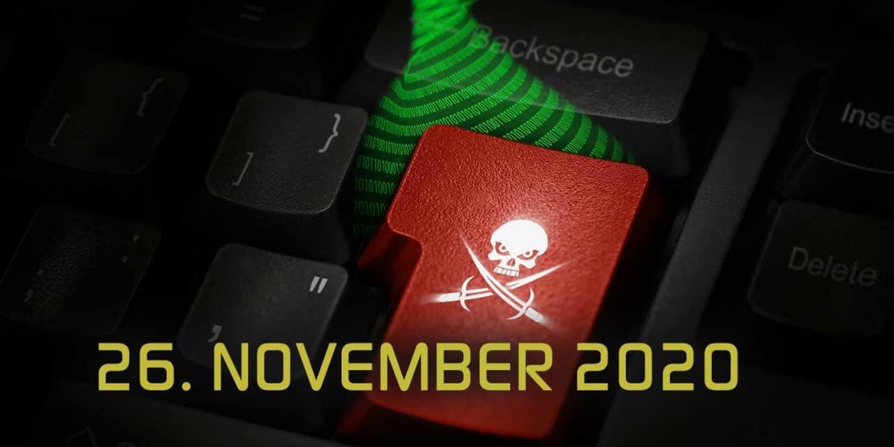 IDC-Studie: 78 % der Unternehmen von Cyber-Attacken betroffen