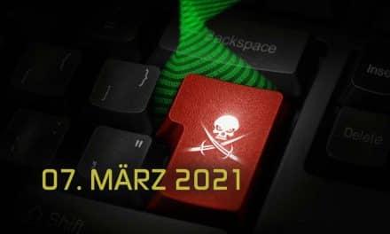 Alarmstufe rot, sofortiges Sicherheitsupdate erforderlich! Zehntausende deutsche Unternehmen von Hackerangriff auf Microsoft betroffen.