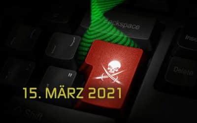 Exchange-Schwachstelle: Hacker greifen Tausende von Zielen an