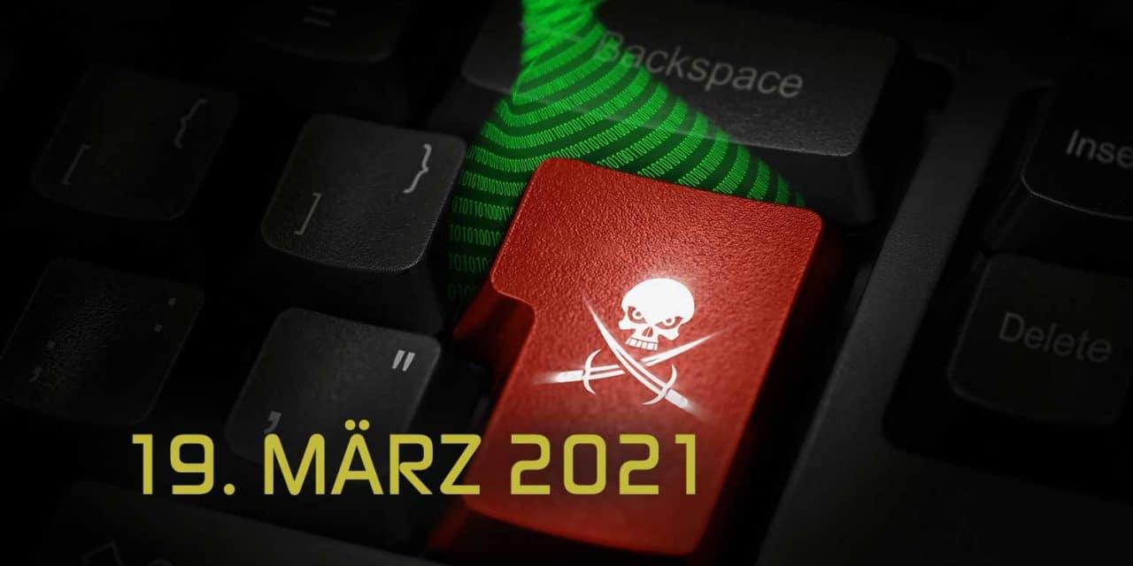Cyberkrise: Erste Exchange Server mit Ransomware DearCry infiziert