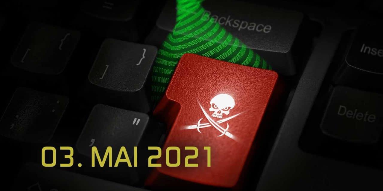 Tagesschau meldet erhöhte Bedrohungslage durch Hacker-Angriffe