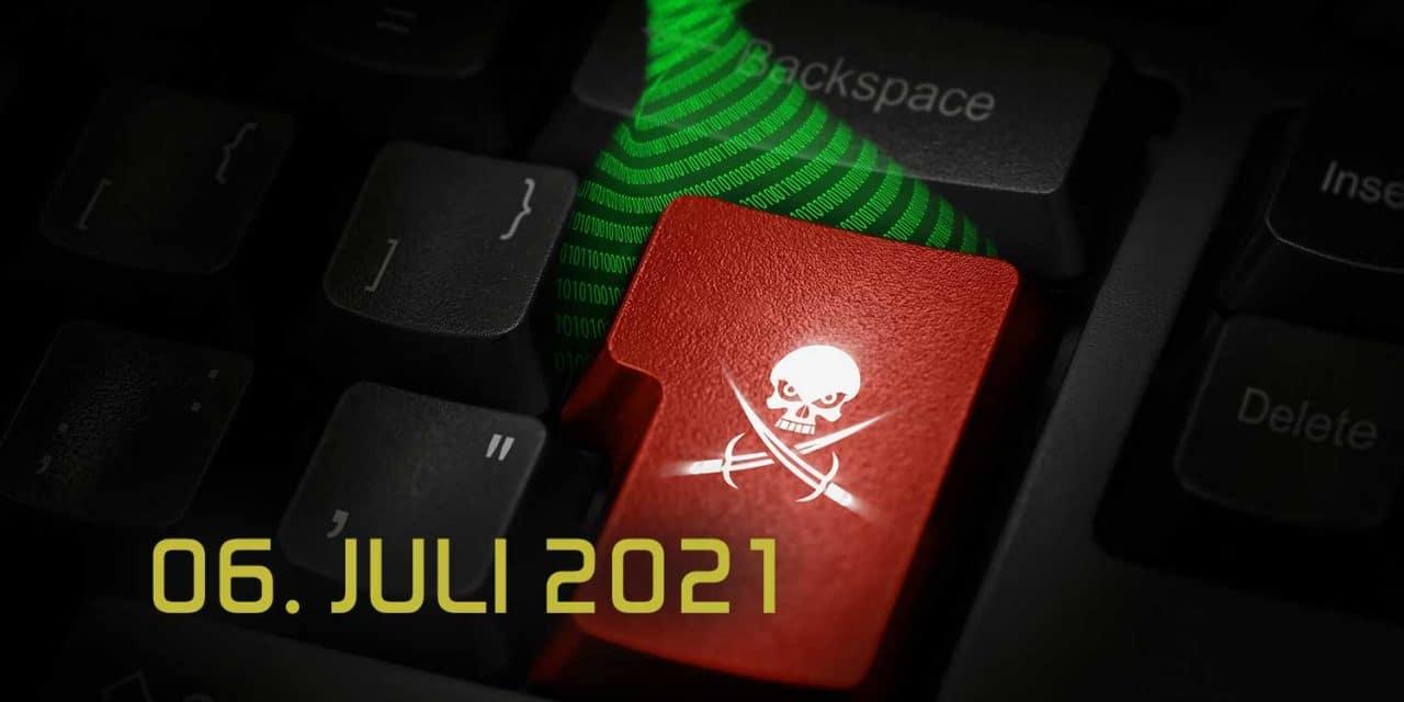 Kaseya-Hack: Tausende IT-Systeme in Deutschland verschlüsselt, Erpresser fordern Rekordlösegeld in Höhe von 70 Millionen Dollar